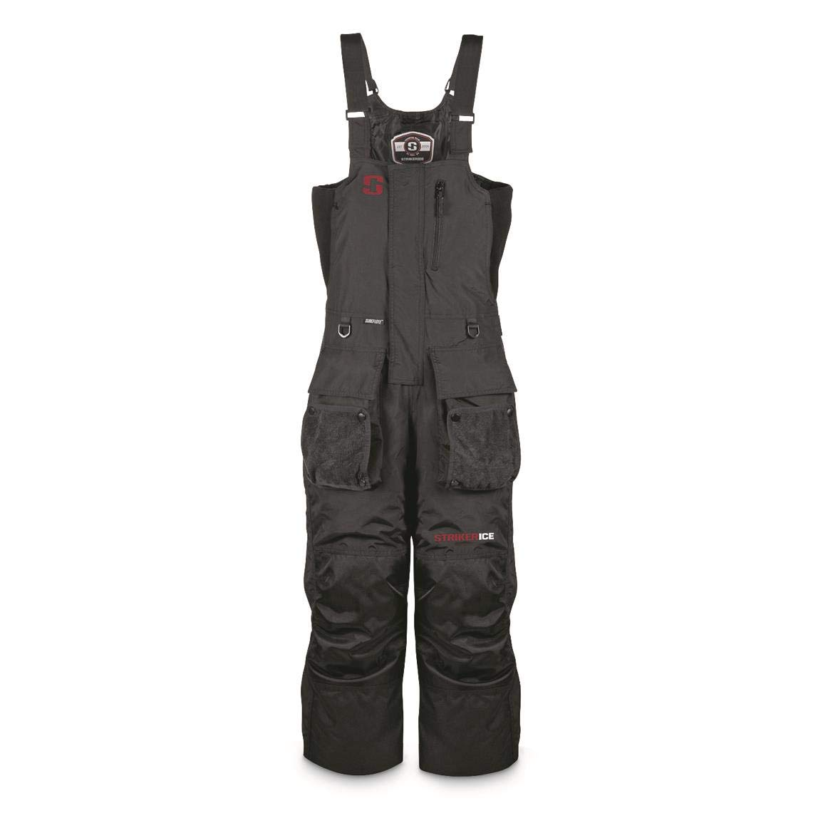 Striker Ice PANTS メンズ B07HM5L725 Small|ブラック ブラック Small