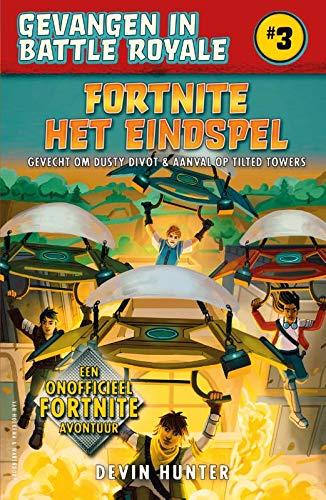 Fortnite - Het eindspel: Gevecht om Dusty Divot & Aanval op Tilted Towers