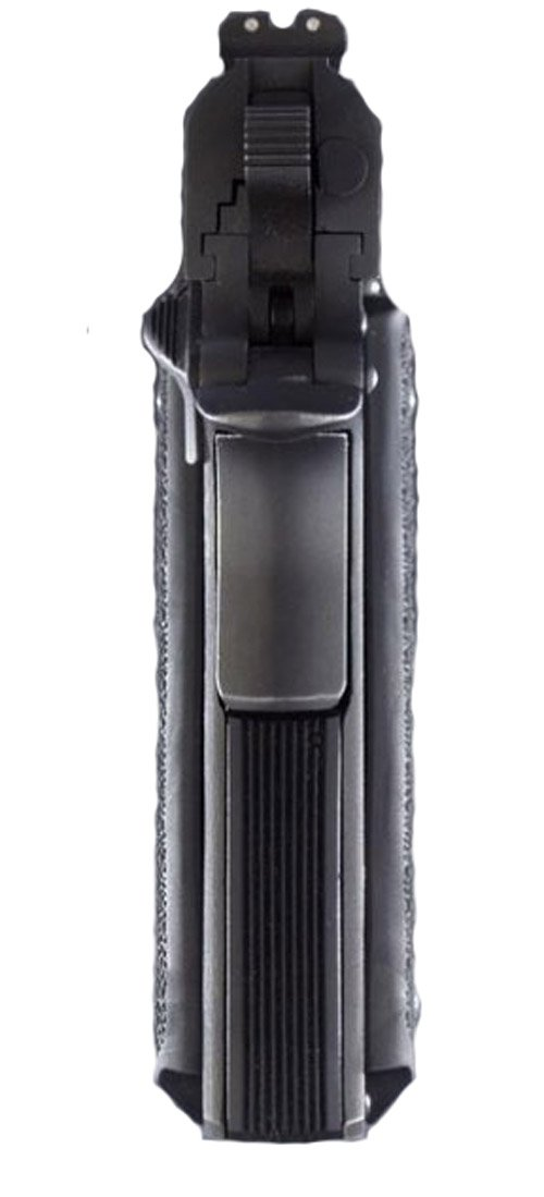 Hogue 450000 Govt MDL Grip W/Grooves 45000