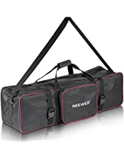 Neewer 30″x10″x10″/77cmx25cmx25cm Heavy Duty Carrying Bag with Shoulder Strap for Studio Light Stand,Tripods,Backdrops,Reflectors,Umbrella,Softbox and Flash Strobe Lighting Kit(CB-05)