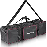 Neewer 39x13x4/100x33x10cm Photo Video Studio Kit Carrying Bag with Extra Side Pocket for Light Stands, Boom Stands, Umbrellas