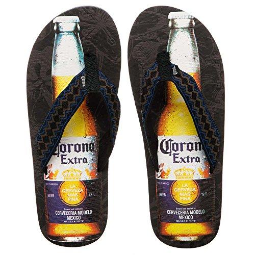 Corona Men's Flip-Flops Sandals (Large (10-11))