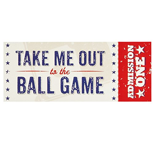 BirthdayExpress Baseball Time Party Supplies - Invitations (8) -