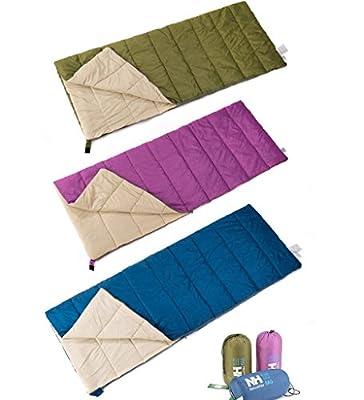 Buy 1 Get 1 Free-Last-Minute Deals-Envelope Cotton Sleeping Bag