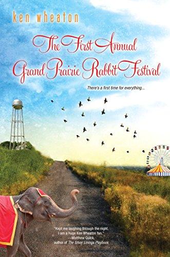 The First Annual Grand Prairie Rabbit - Prairies Grand
