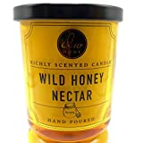 Dw Home Wild Honey Nectar Richly Scented Candle Small Single Wick 4 Oz