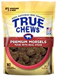 True Chews Premium Morsels Made With Real Steak, 10 Ounce