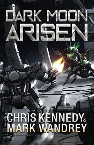Dark Moon Arisen (The Omega War) (Volume 3)