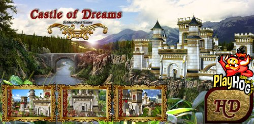 Castle of Dreams - Hidden Object Game (Mac) [Download] by Big Leap Studios PVT. LTD. (Image #1)