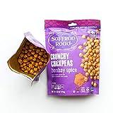 Saffron Road Crunchy Chickpeas, Bombay Spice, 6