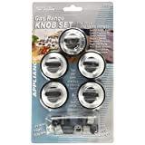 AquaPlumb RKG Not Applicable Gas Range Knob- 5PC/Card