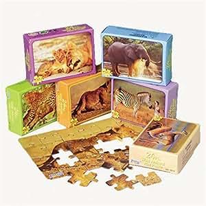 Wild Animal Puzzles