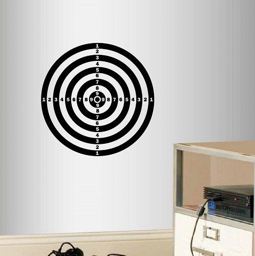 Wall Vinyl Decal Home Decor Art Sticker Darts Target Kids Bedroom Living Room Removable Stylish Mural Unique Design