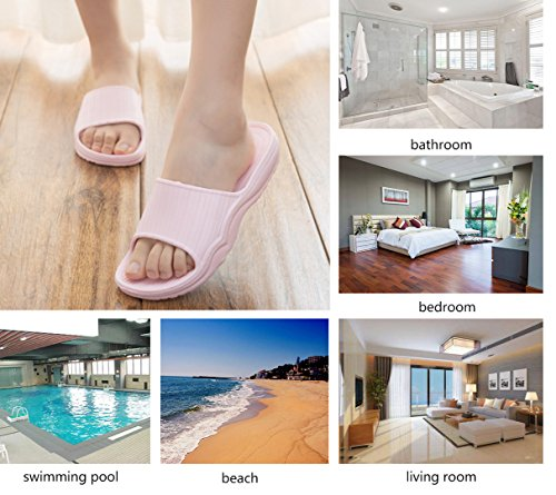 Women Shoes Indoor Outdoor Men Slippers Shower Sandals 01green Home Non and Slip Soft Bathroom Bath OqRvPEwWp