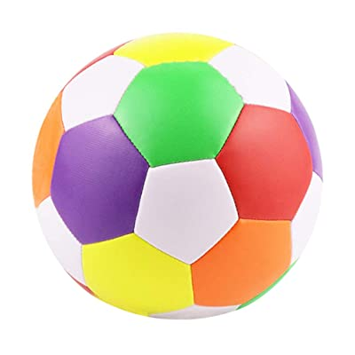 BESPORTBLE Traditional Soccer Ball Soccer Balls Kids for Outdoor Training Exercise Practice: Toys & Games