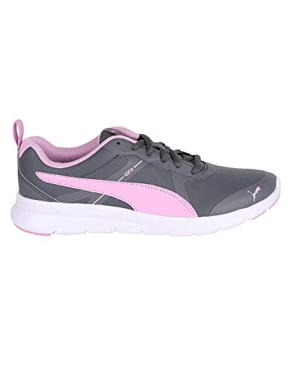 Puma Flex Essential SL Iron Gate-Orchid Black  Buy Online at Low Prices in  India - Amazon.in 5e2be73a6