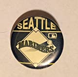 "Wincraft Seattle Mariners Pin 1 1/4"" Diameter"