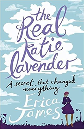 Book The Real Katie Lavender by Erica James (2012-07-19)