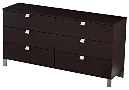 Famous Amazon.com: South Shore Furniture, Cakao Collection, Triple  PX42