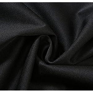 Wegreeco Reusable Hanging Wet Dry Cloth Diaper Bag (1 Pack, Black)
