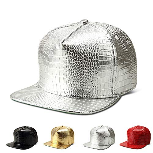 FIVE CENTS Baseball Caps (Silver)