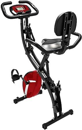 NBRTT Bicicleta estática reclinada, Entrenamiento para Todo el ...