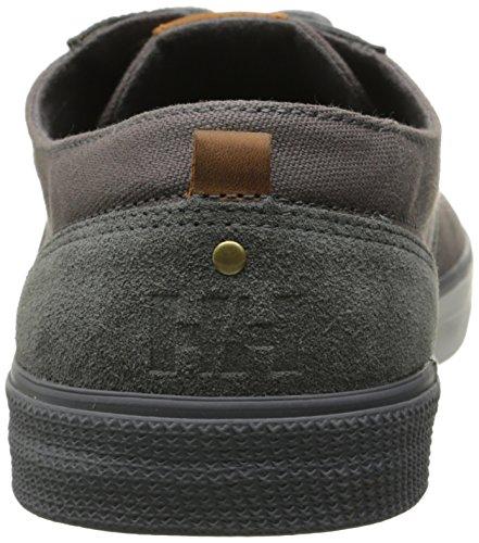 Zapato De Lona Helly Hansen Hombres Karlshavn Gris / Gris Oscuro