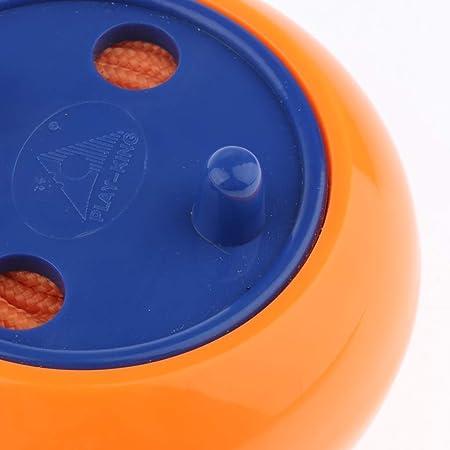 Stendibiancheria Antivento da Viaggio con Corda Retrattile e moschettone Arancione 8 m