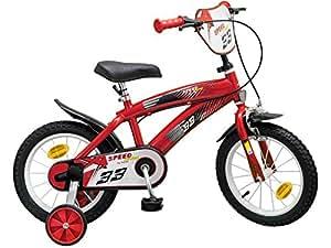 "Toimsa - TX Cross, bicicleta de 14"" (474)"