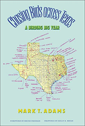 Chasing Birds across Texas: A Birding Big Year (Louise Lindsey Merrick Natural Environment Series)