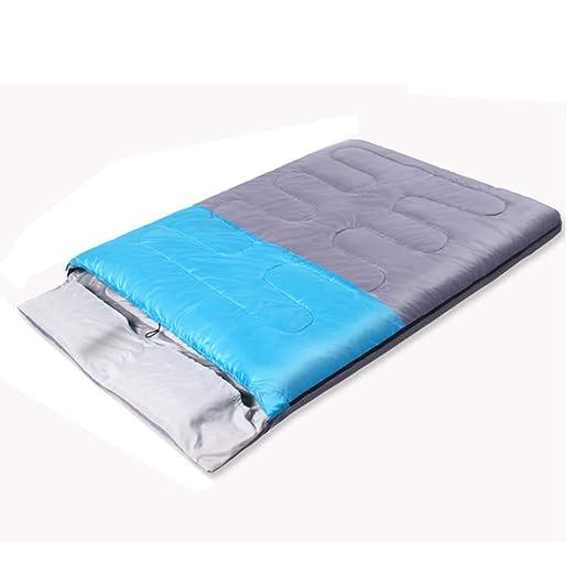 NCBH Saco de Dormir Doble Tipo de sobre Impermeable Adulto ...