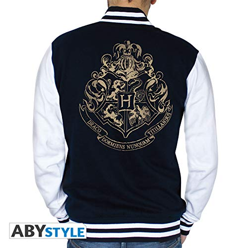 ABYstyle abystyleabyswe039-xl Abysse Harry Potter Hogwarts Uomini Jacket (X-Large)