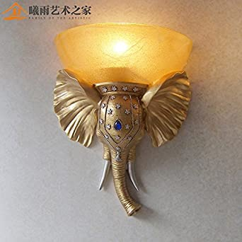 Intérieur Rétro Applique Lampe Murale Avanthika E27 Créatif Vintage JTlFK1c