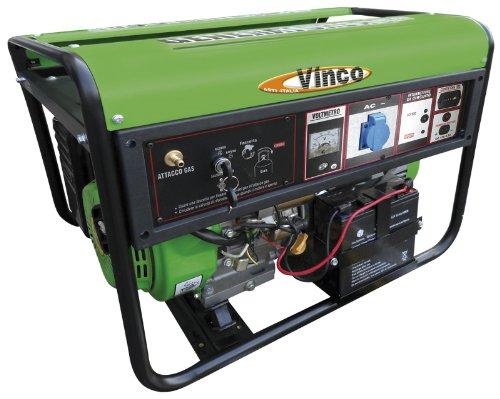 Vinco Stromgenerator für LPG 2.0kW