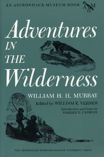 Image of Adventures in the Wilderness