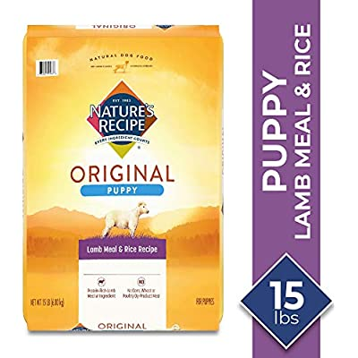 Nature's Recipe Dry Puppy Food