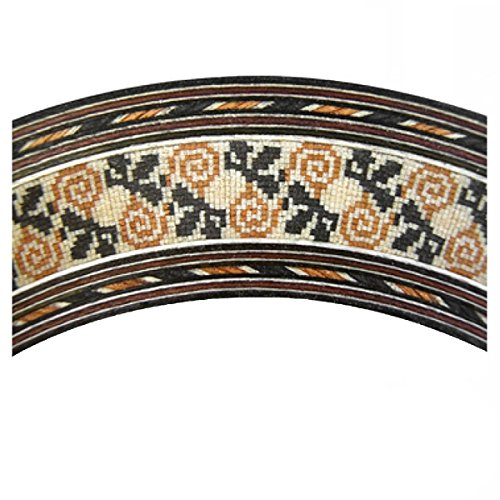 Classical Rosette Inlays For Classical Guitar Style No.218