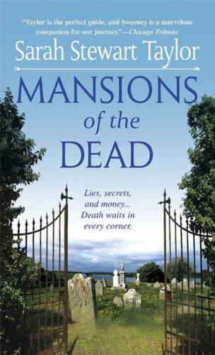 Mansions of the Dead (Sweeney St. George Mysteries Book 2)