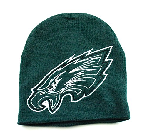 - NFL Philadelphia Eagles Team Color Beanie Hat