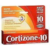 Cortizone-10 Itch Medicine Maximum Strength Ointment 1oz (6 Pack)