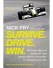 Fry, N: Survive. Drive. Win.