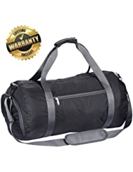 Gym Bag for Men and Women with Shoe compartment