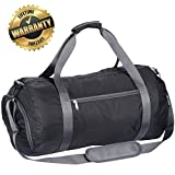 WEWEON Gym Bag Men Women Shoe Compartment – #1 Top Recommended Sports Duffel Bags