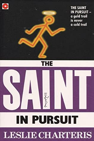 book cover of The Saint in Pursuit