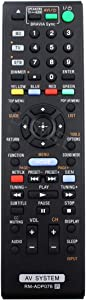 New RM-ADP076 Replaced Remote for Sony Home Theater Audio Receiver AV System BDV-E2100 BDV-E3100 BDV-E3100/C BDV-E4100 BDV-E6100 BVD-N890 BVD-N890W BVD-N890W/Z BVD-N890Z BVD-N990W HBD-N900W HBD-N890W