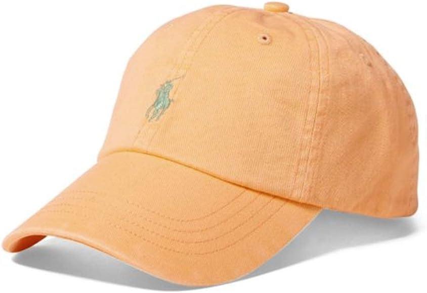 Ralph Lauren - Gorra de béisbol, color naranja: Amazon.es: Ropa y ...