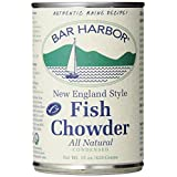 Bar Harbor Fish Chowder, 15 Ounce (Pack of 6) by Bar Harbor