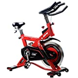 L NOW Pro Indoor Cycling Bike Smooth Belt Driven and 40lb flywheel – Commercial Standard Review