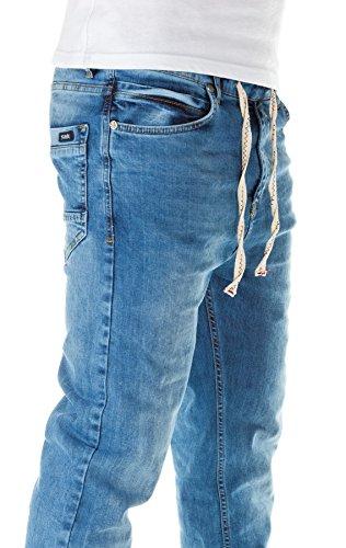 Yazubi herren jeans ash