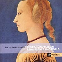 English & Italian Madrigals